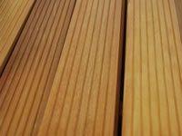 Terasová dřevěná prkna z garapy