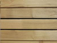 Akát jako kvalitní volba pro dřevěnou fasádu v provedení RAUTE P+D
