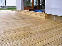 Akátová terasová prkna
