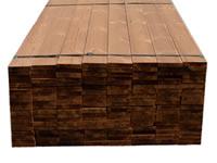 Terasové desky Thermo dřevo borovice 26 x 140 mm