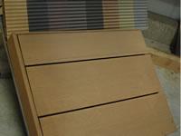 Terasová prkna plast/dřevo Twinson