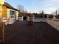 Kapurová terasová prkna.