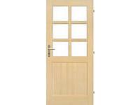 bytové dveře Vlasta 6S1K