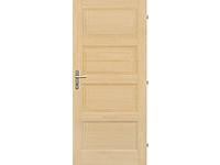 bytové dveře Zdena 4K