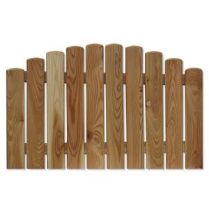 Modřínové ploty