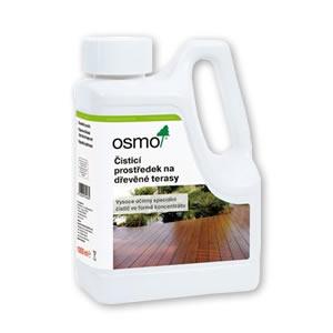 OSMO čistič dřevěných teras 8025