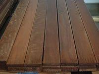 Terasová dřevěná prkna z massaranduby