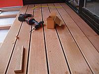 Montáže dřevěných teras