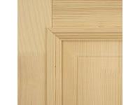 bytové dveře Pavla detail