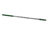OSMO teleskopická tyč je vyrobená z kvalitního materiálu a její hlavice má OSMO aretační systém pro OSMO produkty a štětce
