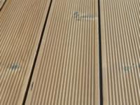Levná varianta dřevěné terasy z borovice