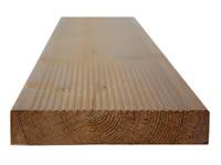 Detail 26 x 140 mm Thermo dřevo borovice