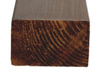 Detail 42 x 68 mm Thermo dřevo borovice