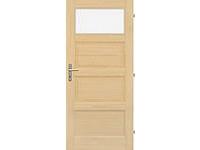 bytové dveře Zdena 1S3K