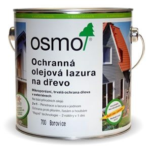 Ochranná olejová lazura