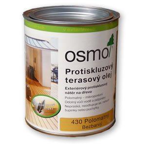 OSMO protiskluzový olej