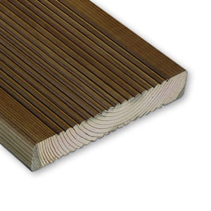 Tlakově impregnovaná borovice